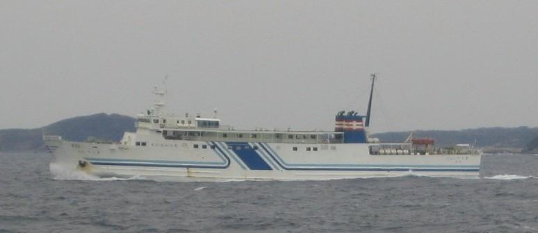 ジェットフォイル 九州 郵船